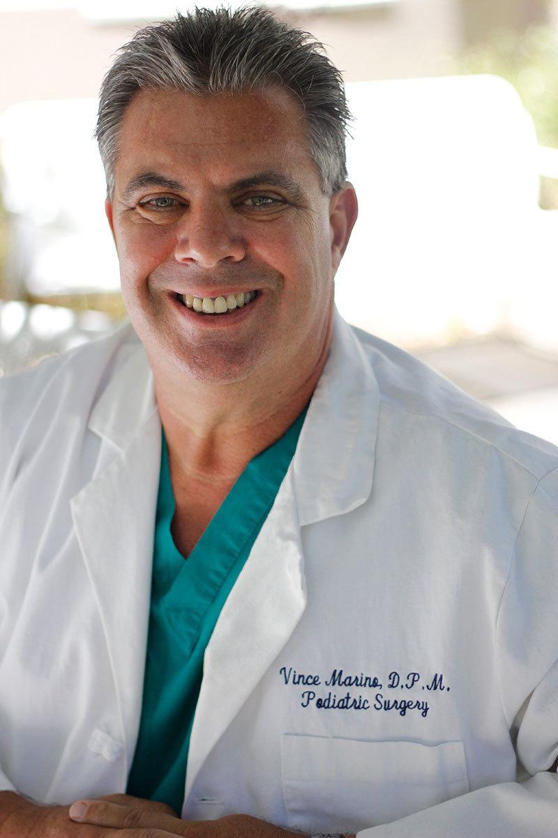 Dr Vincent Marino